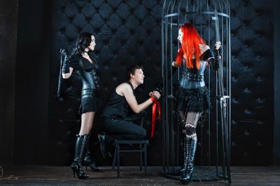 Les jeux de rôle BDSM et fétichistes