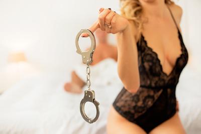 Les menottes BDSM